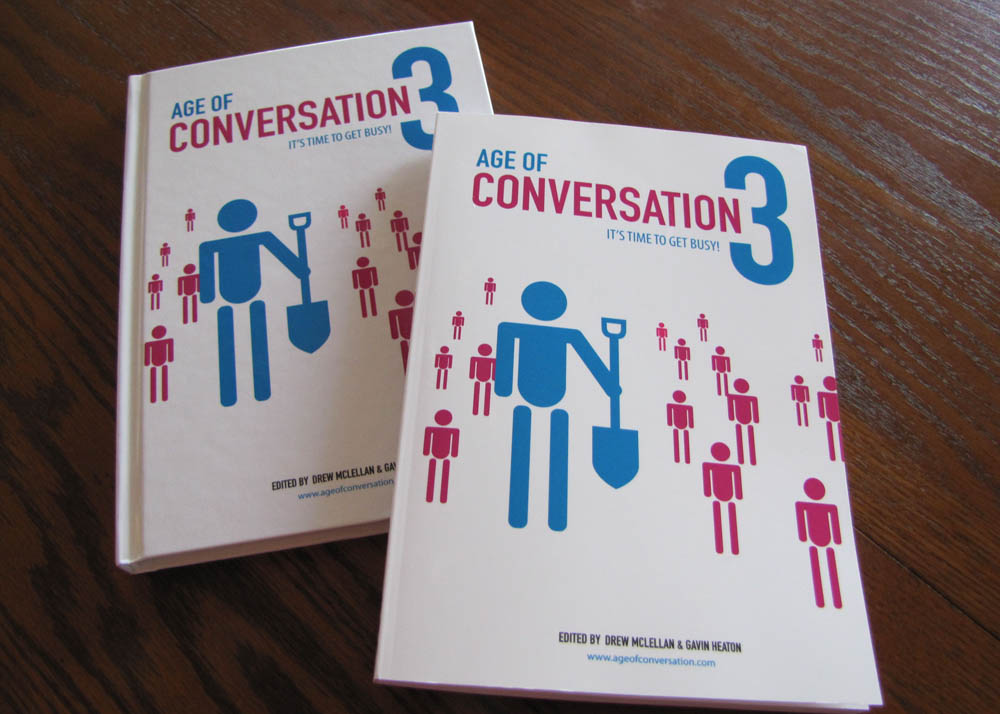 Images of the Age of Conversation 2010 Edition. Hardcover and paperback