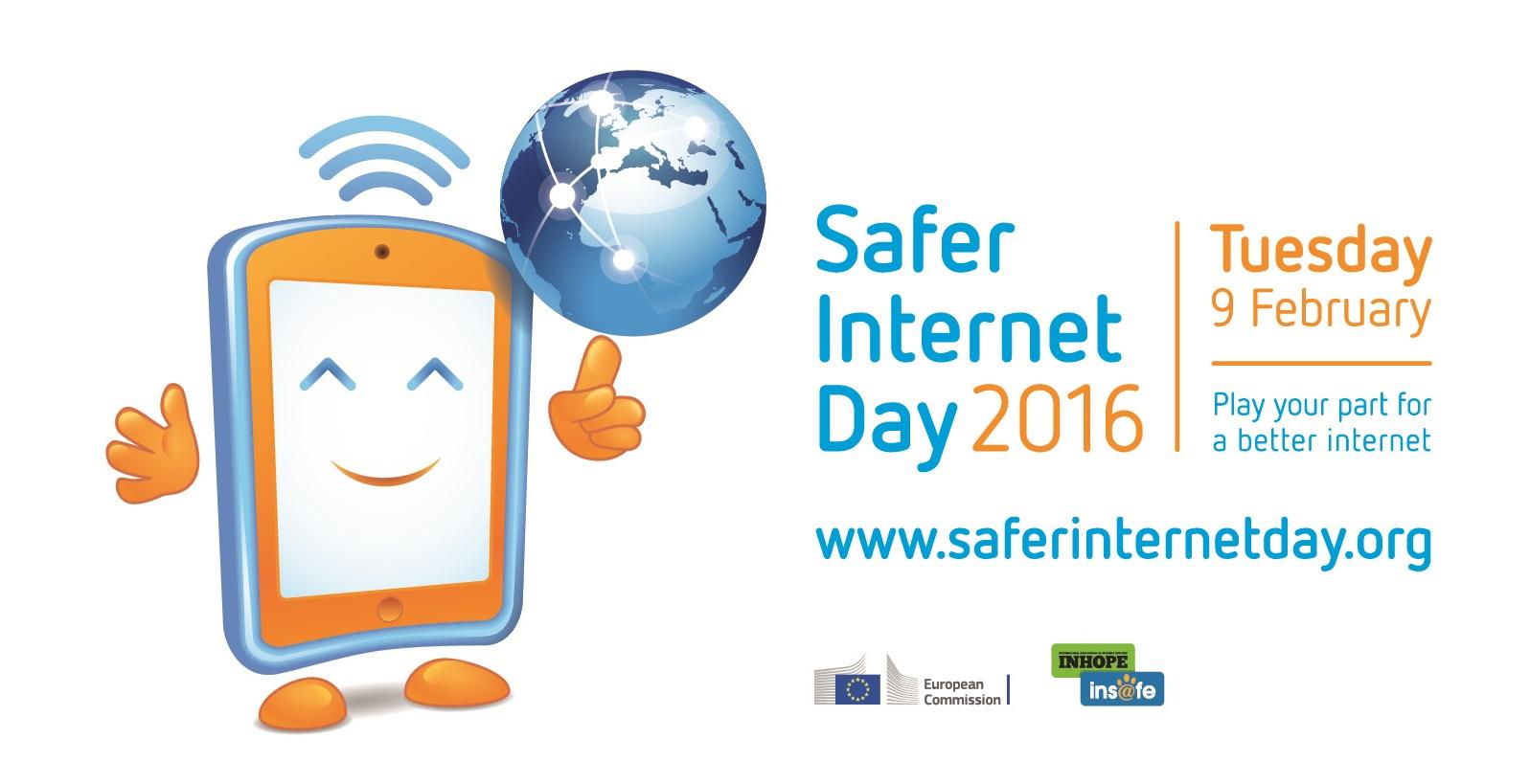 Safer Internet Day 2016 logo