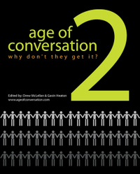 Calling all authors for the Age Of Conversation third edition book