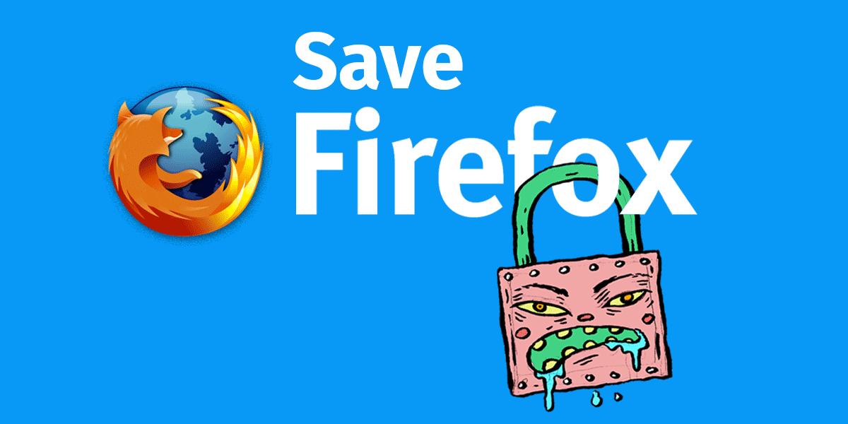 EFF - Save Firefox image