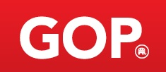 Logo for Republican Party, also known as the GOP