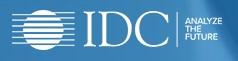 International Data Corporation logo