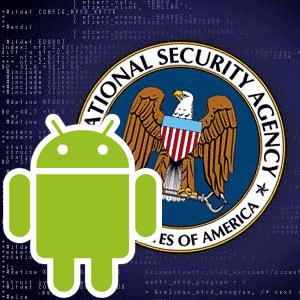 NSA Android logo