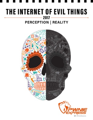 Pwnie 2017 Internet of Evil Things report