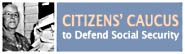 Citizens Caucus to protect Social Security