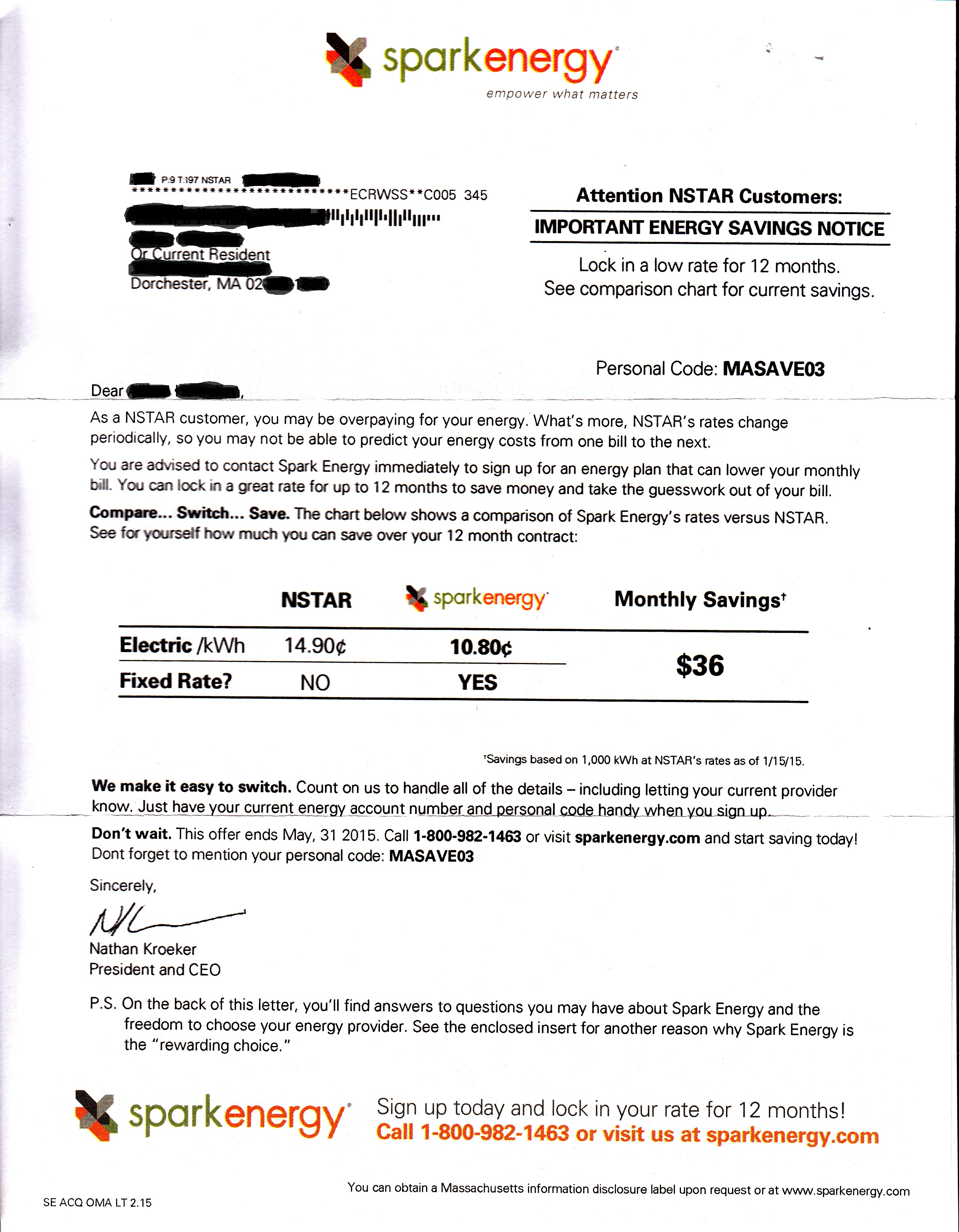how to read your commercial electric bill